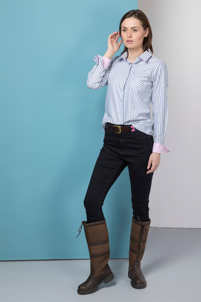 Lucy Jblue - Ladies Hannah Shirt