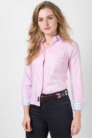 Hannah Country Check Shirt - Matilda