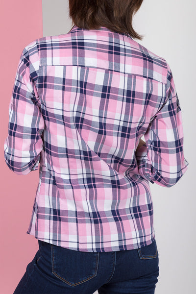 Sally Pink - Ladies Hannah Shirt