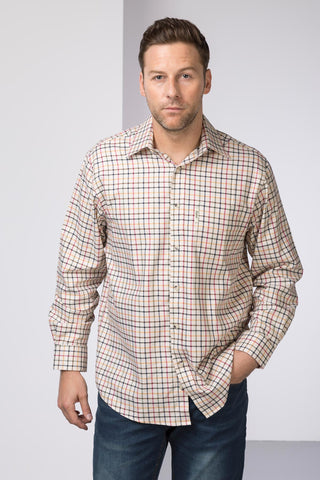 Sledmere Country Check Shirt