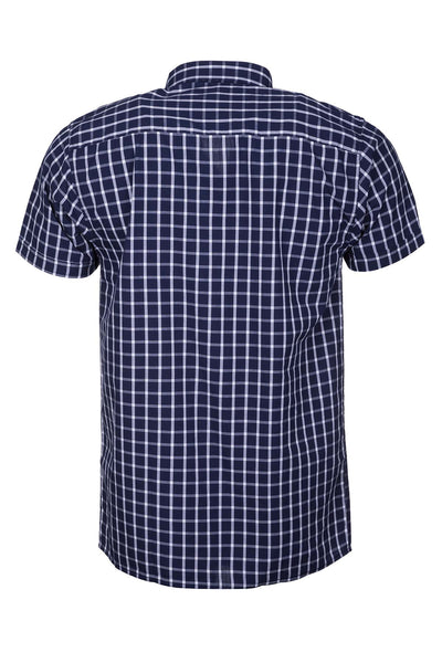 Duncombe - Men's Cotton Short Sleeve Shirt