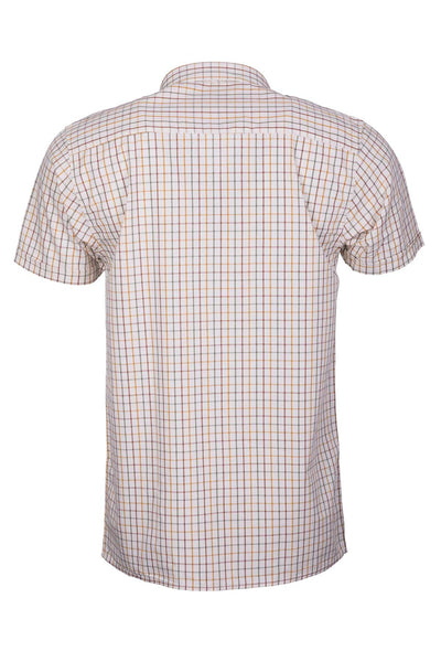 Hovingham - Men's Cotton Short Sleeve Shirt