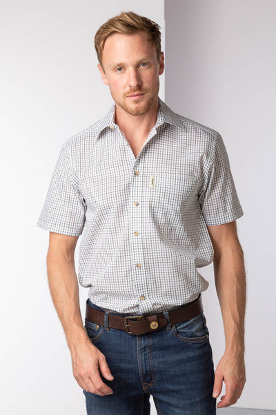 Garton Green - Short Sleeved Shirts