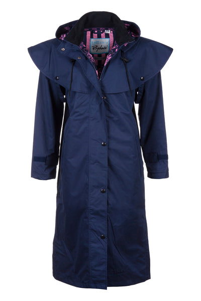 Navy - Sinnington Riding Coat