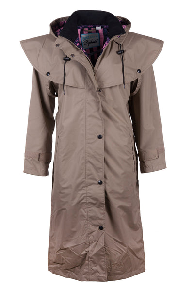 Tan - Sinnington Riding Coat