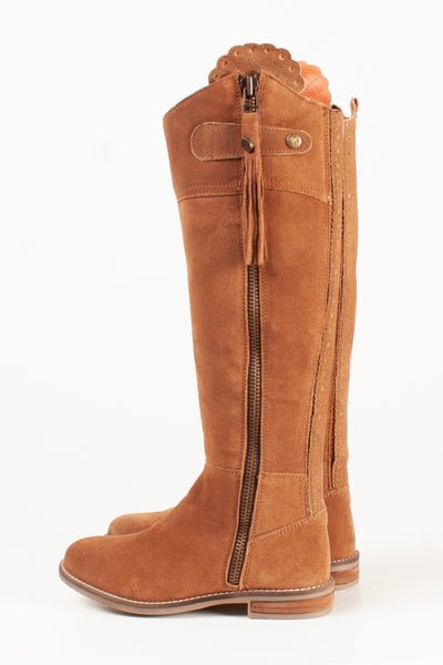 Rydale Ladies Allerton Tall Suede Boot
