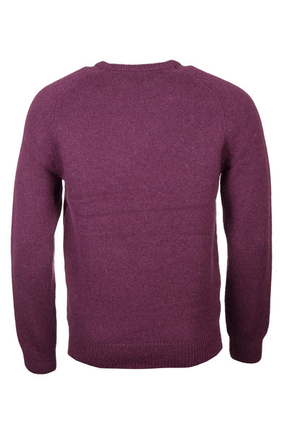 Smooth Knit Lambswool Sweater