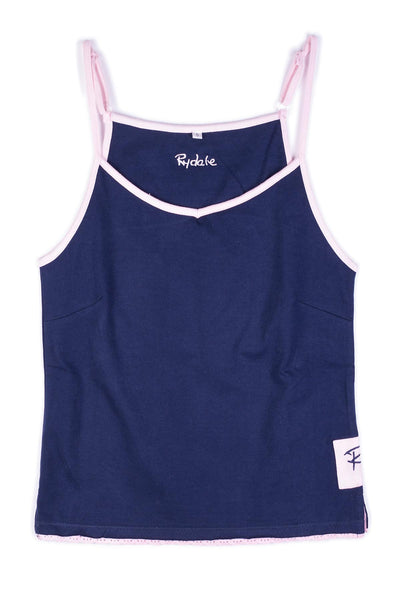 Navy - Ladies Strappy Top