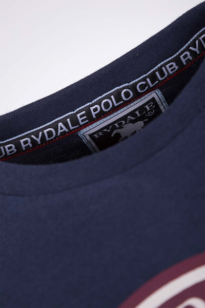 Navy - Gents Tatton Polo T-Shirt