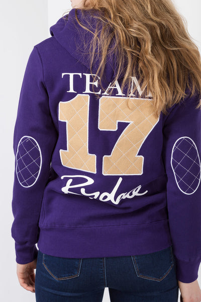 Grape - 2016 Team Rydale Hoody