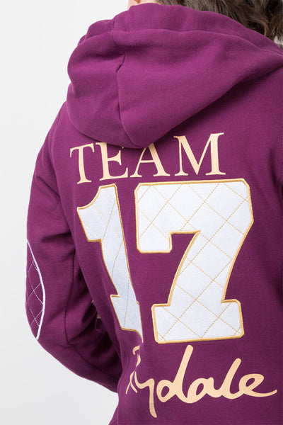 Mulberry - 2016 Team Rydale Hoody