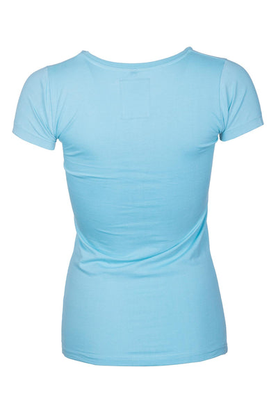 Sky - Ladies Team Rydale T-Shirt