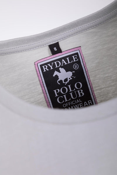 Soft Grey - Ladies Team Rydale T-Shirt