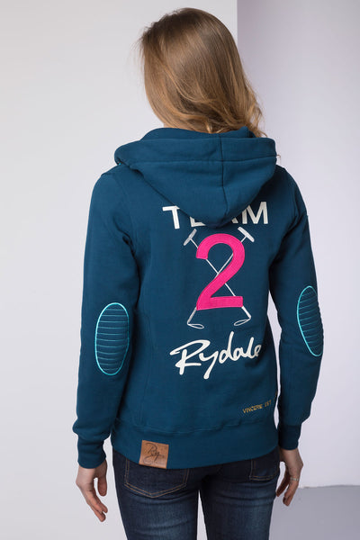 Petrol - Ladies Team Rydale Hoody