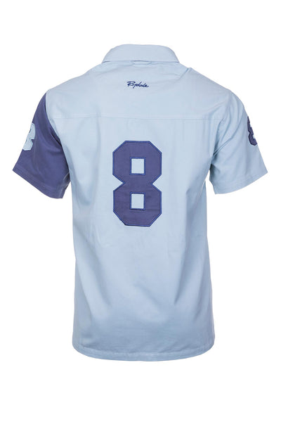 Blue - Number 8 Deck Shirt