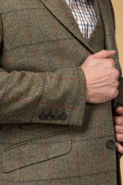 Fairfax Tweed - Men's Tweed Blazer