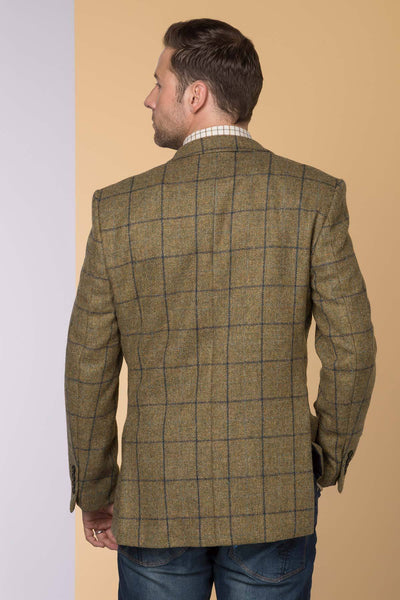 Men's Modern Tweed Jacket - Scampston