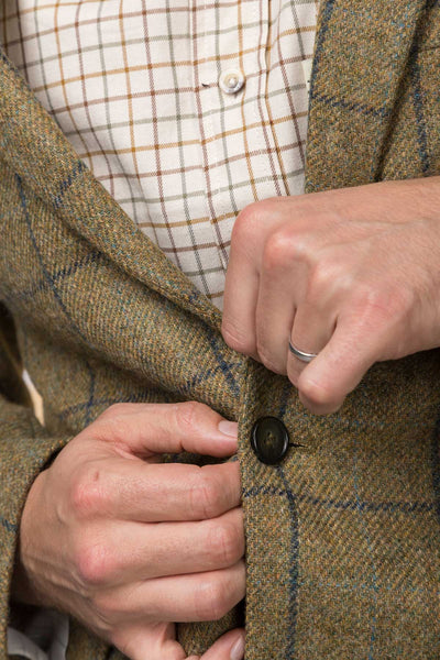 Scampston Tweed - Men's Tweed Blazer