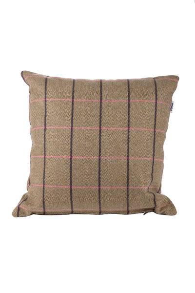Megan - Tweed Cushion