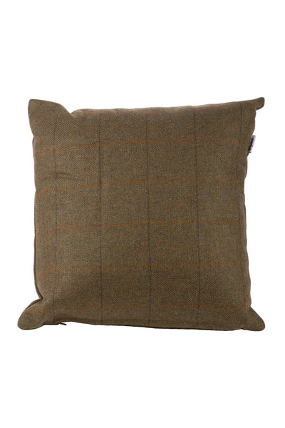 Mid Check - Tweed Cushion