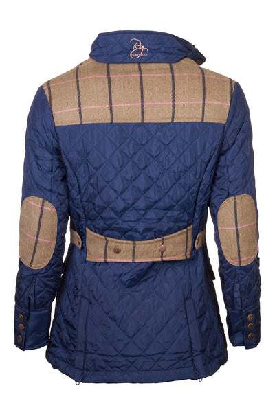 Navy - Tweed Trim Jacket 2016