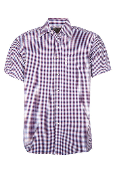 Ulrome - Mens Short Sleeve Shirt