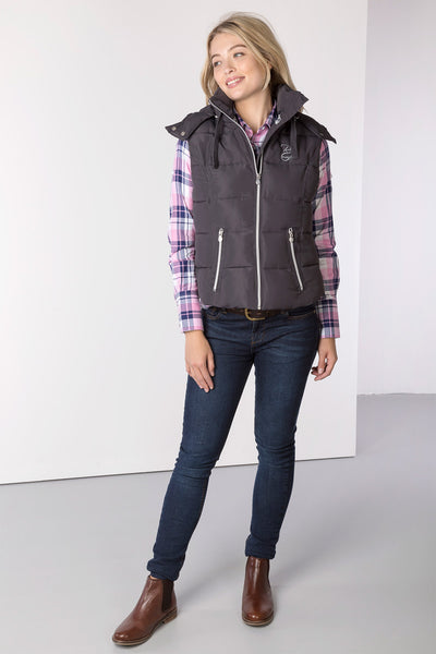 Iron - Ladies Wansford II Hooded GIlet