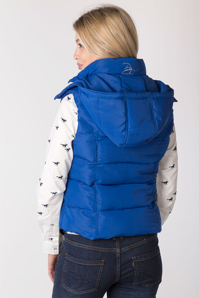 Pacific - Ladies Wansford II Hooded GIlet