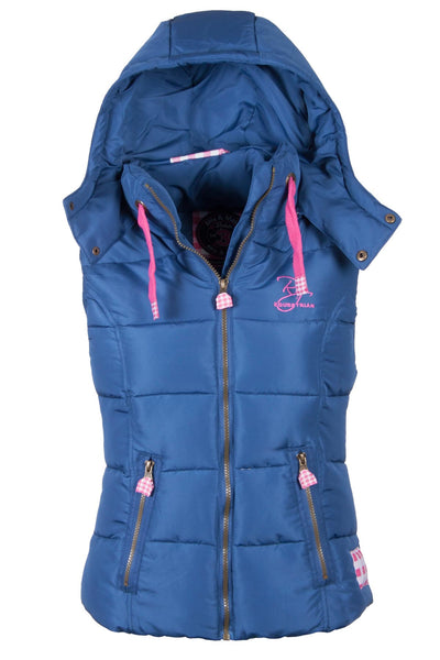 J Blue - Wansford Hooded Rydale Gilet