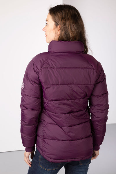 Berry - Wansford Puffer Jacket