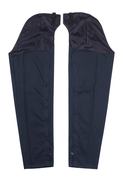 Navy - Waxed Cotton Chaps