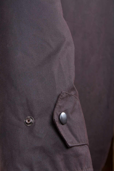 Brown - Gentlemans Antique Style Wax Jacket