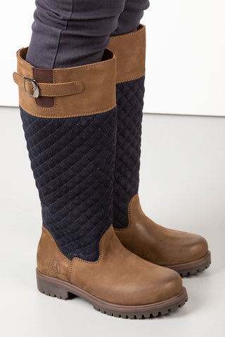 Welburn Quilted Boots