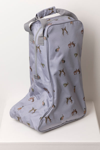 Hare Buff - Wellington Boot Carrier