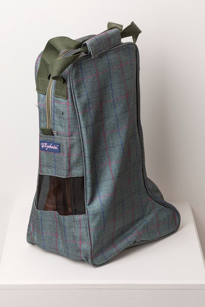 Light Green/Pink - Wellington Boot Carrier