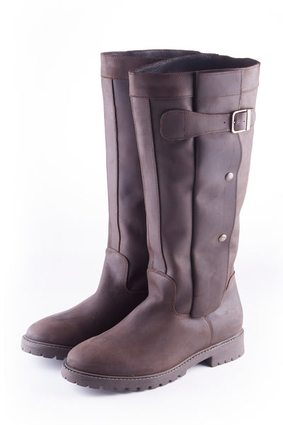 Oak - Westerdale Leather Boot