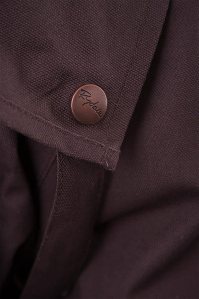 Brown - Mens Westerdale Outback Coat