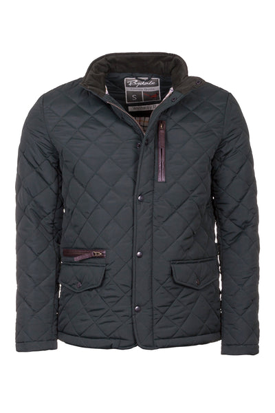 Dark Forest - Wetherby II Quilted Jacket