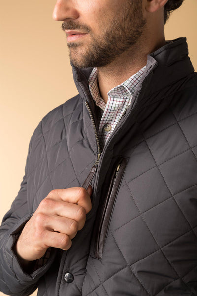 Iron - Wetherby II Quilted Jacket