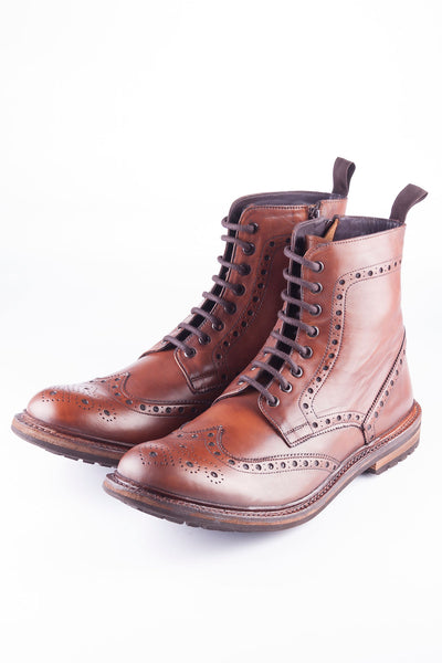 Antique - Wetherby Brogue Boot