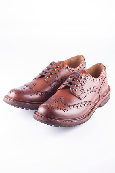 Antique - Wetherby Brogue Shoe