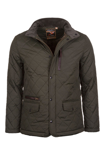 Dark Olive - Wetherby Quilted Jacket