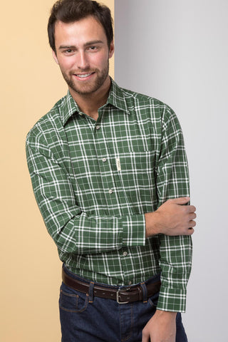 Wetwang Country Check Shirts