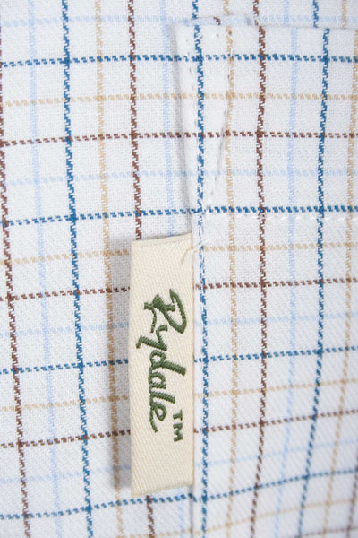 Wetherby White - Rydale Long Sleeved Shirts
