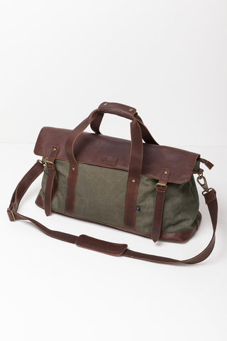 Canvas - William Weekend Bag