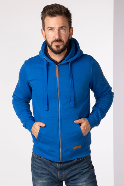 Pacific - William Full Zip Hoody