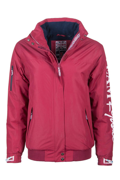Wine - Rydale Ripon Jackets for Women