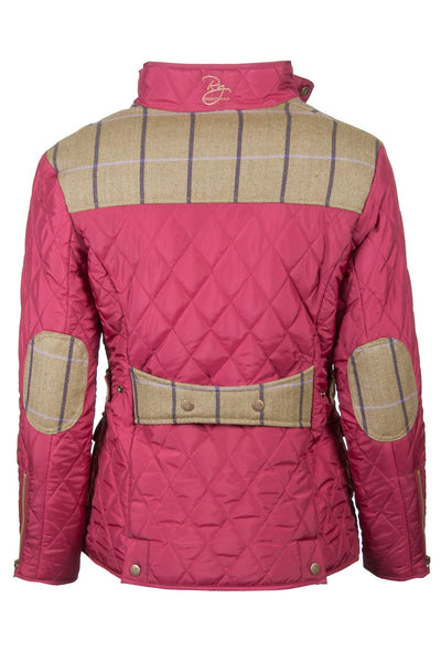 Wine - Rydale Ladies Equestrian Jacket