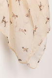Country Dog Sand - Wistow Floaty Scarf