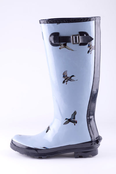 Flying Duck Haze - Wistow Wellington Boots